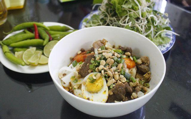Mì Quảng Bà Vị - Lê Đình Dương ở Đà Nẵng