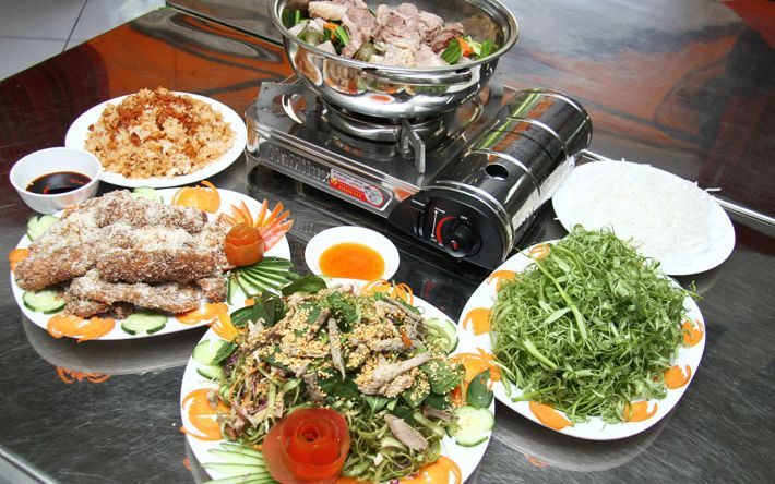 Vịt 29 - Thái Hà