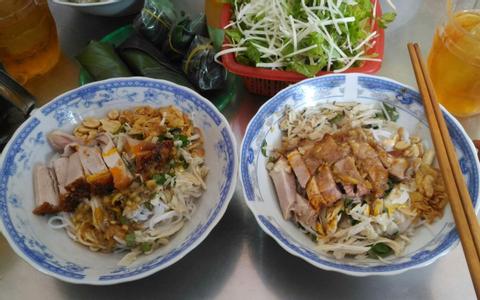 Quán Vân - Bún Mắm Thịt Quay