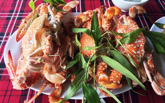 Bè Hào Long Sơn - Ăn Hải Sản Trên Bè ở Vũng Tàu