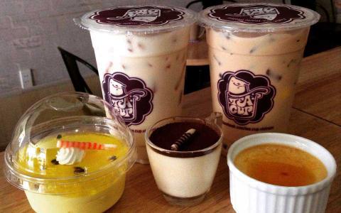 Trà Sữa Tea Cup - Phan Xích Long