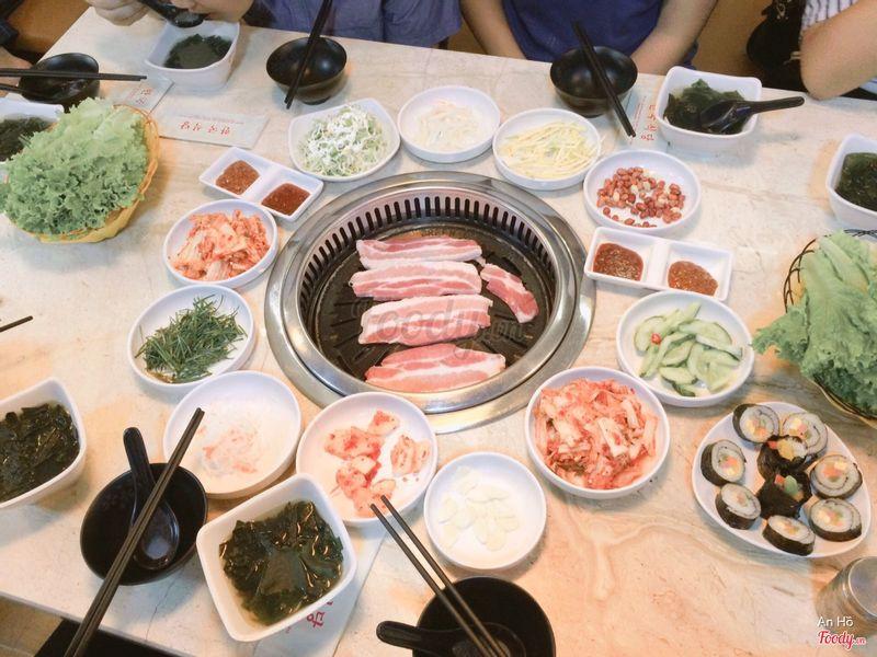 Hàn Quốc Quán - Ẩm thực Hàn Quốc