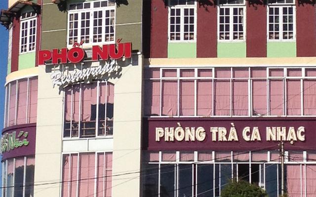 Phố Núi - Nhà Hàng & Phòng Trà Ca Nhạc ở Lâm Đồng