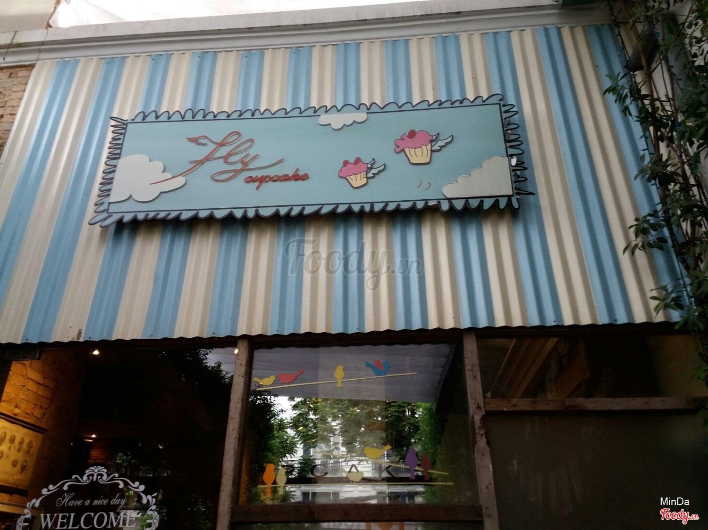 Quán cafe đẹp ở Sài Gòn - fly cupcake - 454