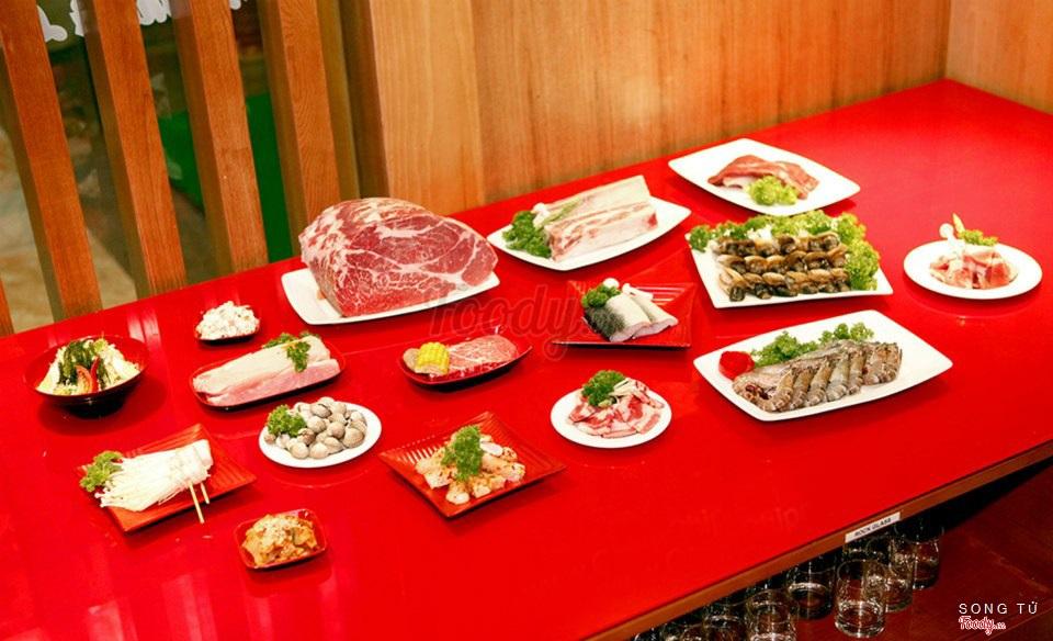 Buffet Lẩu Nướng Chipa Chipa