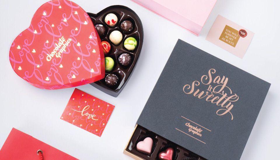 Chocolate Graphics - Vincom Center
