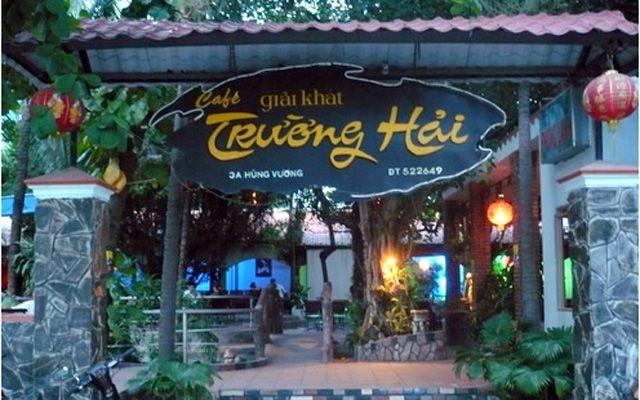 Cafe Trường Hải - Cafe Sân Vườn ở Khánh Hoà