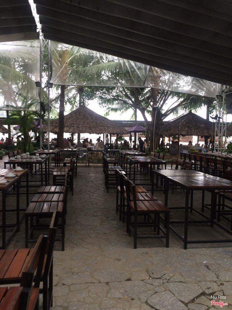 Champa Garden Restaurant Champa Island Resort Kh Nh