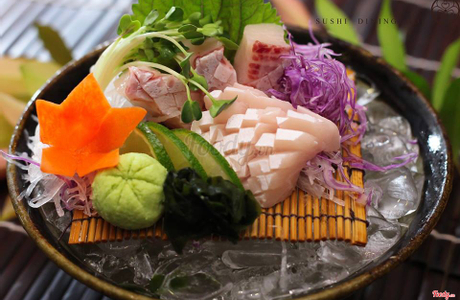 Sushi Dining AOI - Món Nhật
