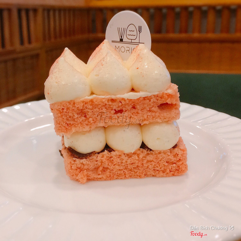 Pink Velvet Cake 88k+