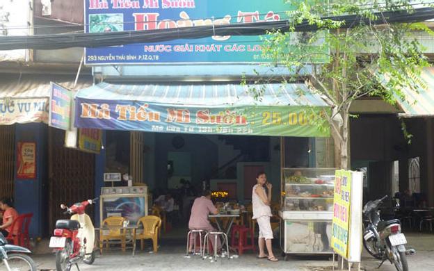 293 Nguyễn Thái Bình, P. 4 Quận Tân Bình TP. HCM