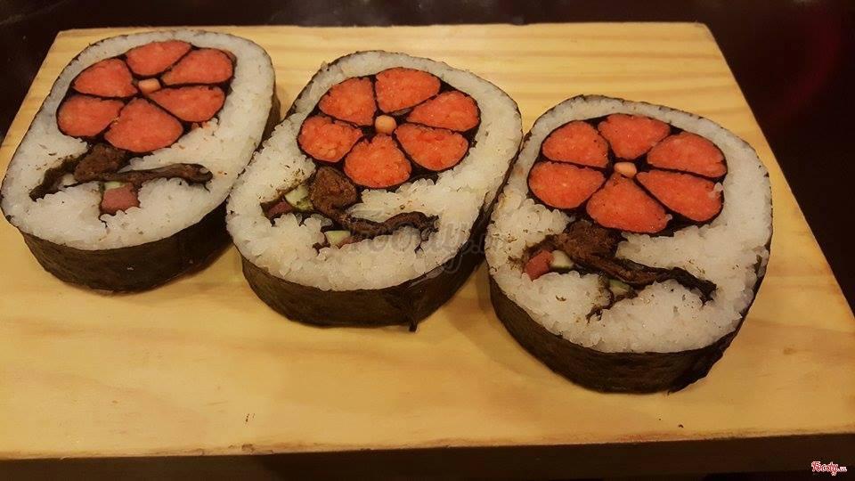 Món Nhật - Nhà hàng Yakiniku Shiki