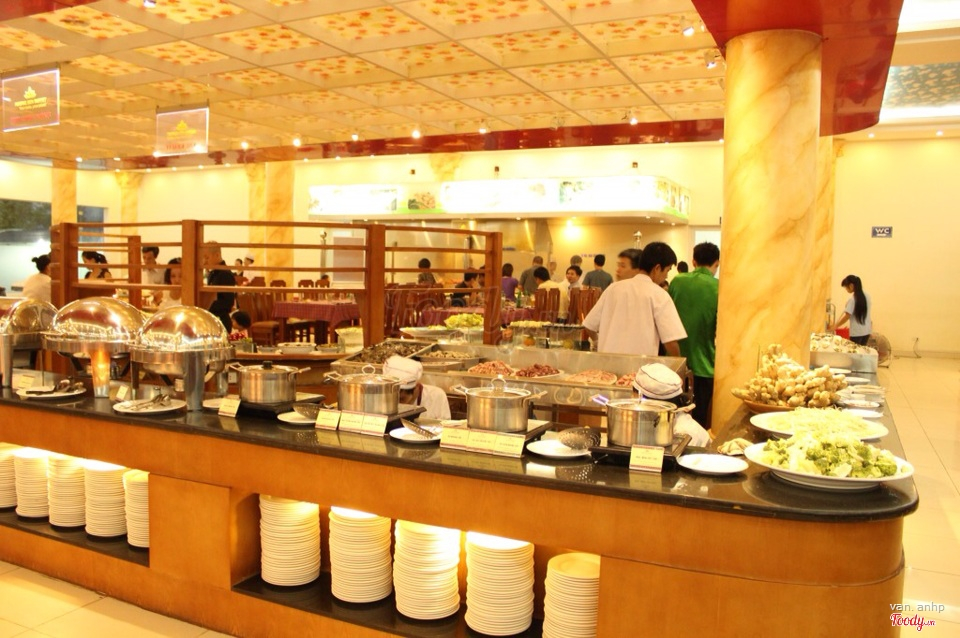 Shiki BBQ - Buffet món Nhật