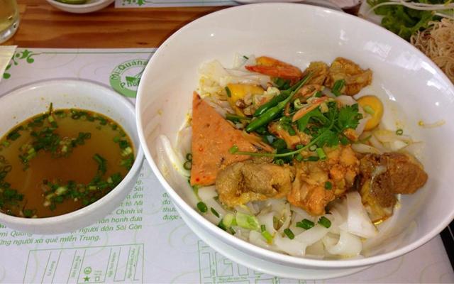 Mì Quảng Phố Thị - Bùi Thị Xuân