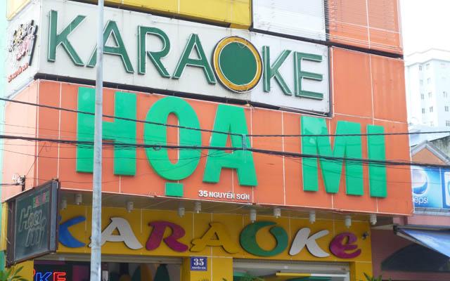 Họa Mi Karaoke - Không gian thư giãn tuyệt vời ở TP. HCM