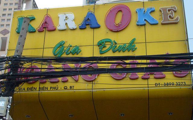 Hoàng Gia Karaoke Gia Đình - Karaoke Điện Biên Phủ ở TP. HCM