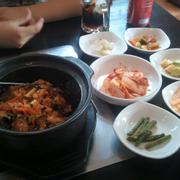 Cơm trộn và đồ ăn kèm ^^