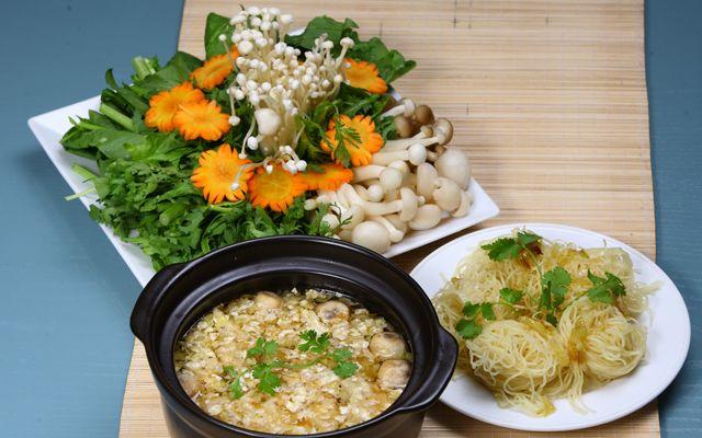 The Organic - Nhà hàng Chay