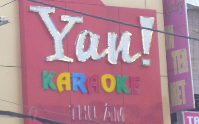 Yan! Karaoke ở TP. HCM