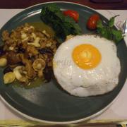 Cơm cà ri trứng ngon tuyệt cú mèo ^^