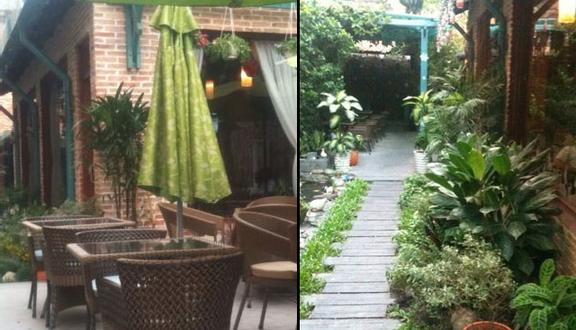 Suối Nguồn Cafe - Sân Vườn
