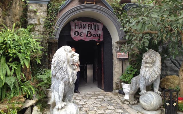 Hầm Rượu Debay ở Đà Nẵng