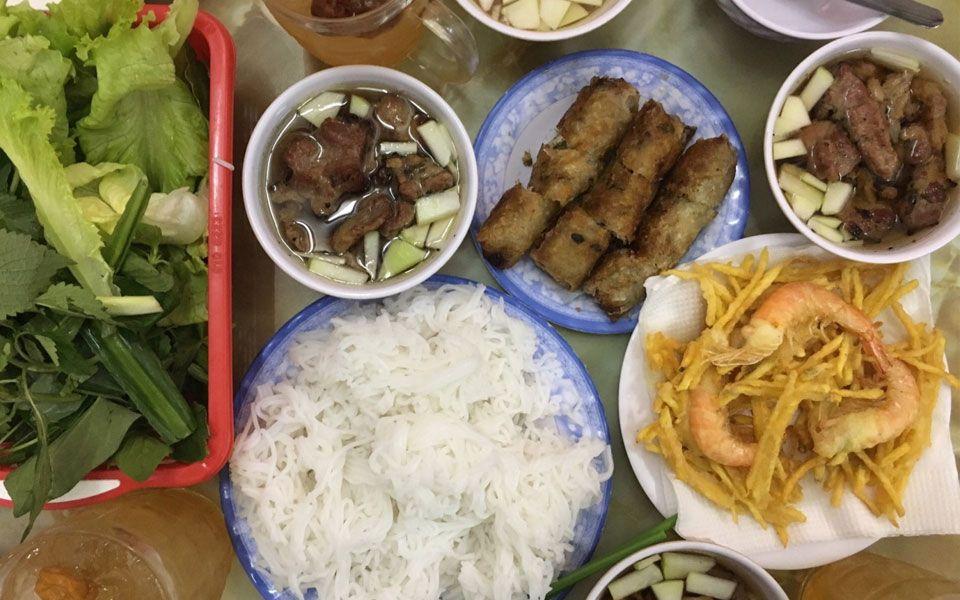 Bún Chả Hà Nội 26 - Lê Thánh Tôn ở TP. HCM