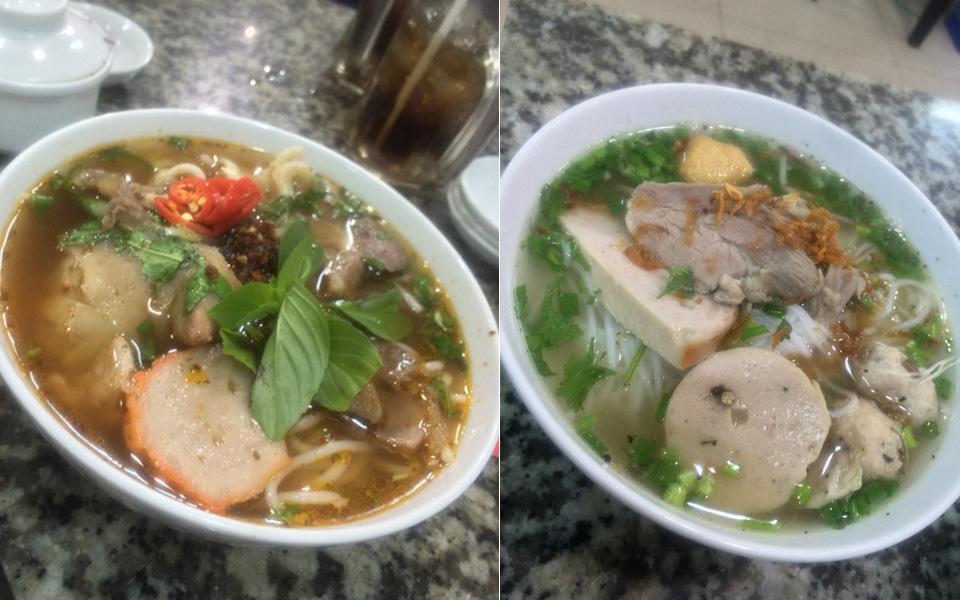 Bún Ngon Phan Xích Long