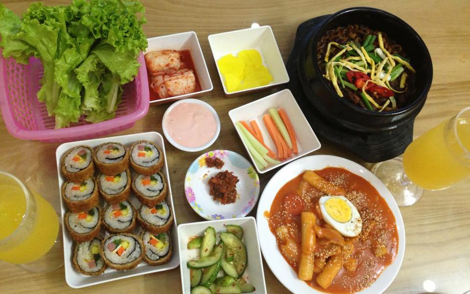 Gimbab Hàn Quốc - Ngọc Khánh