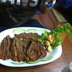 Thịt bò nướng này