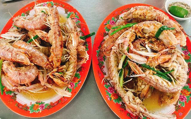 Hải Sản Lộng Gió - Trần Hưng Đạo ở Đà Nẵng