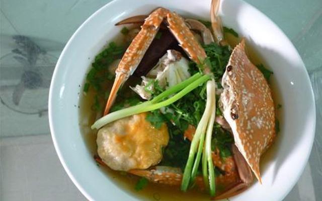 Bánh Canh Ghẹ Thi Giang