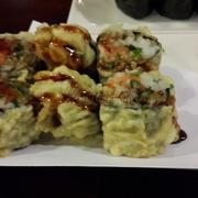 Sushi chiên