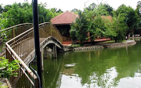 Khu Nghỉ Dưỡng Villa H2O - Hóc Môn