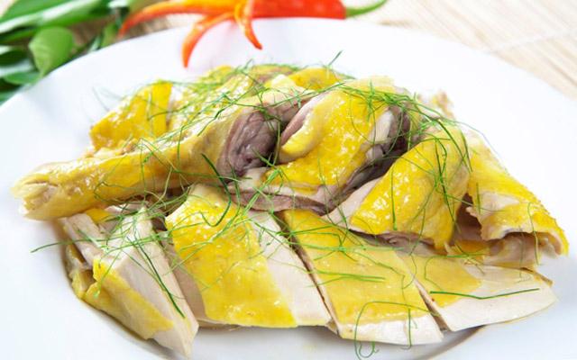 Gà Ta Tam Kỳ Như Ý - Chuyên các món ăn từ gà ta ở TP. HCM
