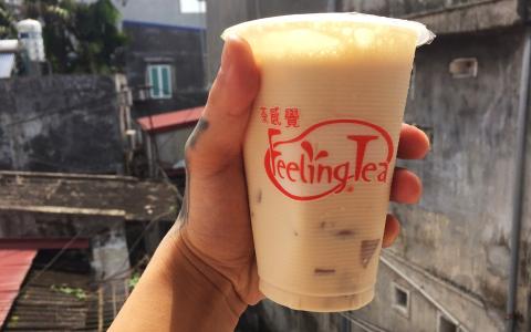 Trà Sữa Feeling Tea - Khâm Thiên