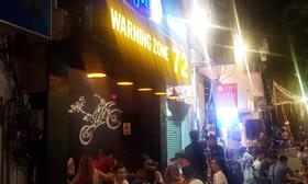 Warning Zone - 72 Lý Tự Trọng