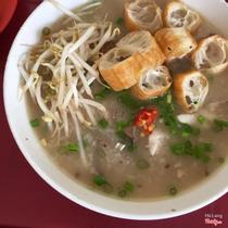 Cháo Lòng - Nơ Trang Long