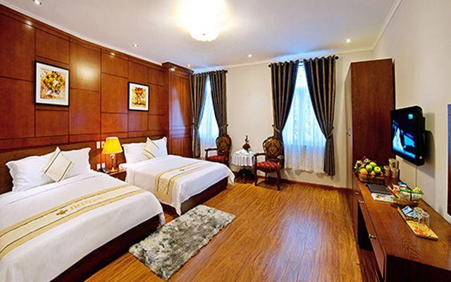 Iris Hotel ở Đà Nẵng