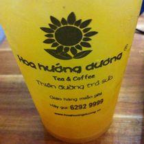 Trà Sữa Hoa Hướng Dương - D2