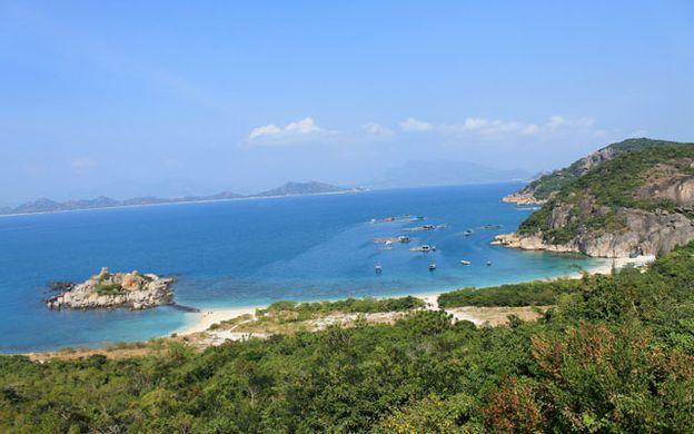 Đảo Bình Ba, Cam Bình Tp. Cam Ranh Khánh Hoà