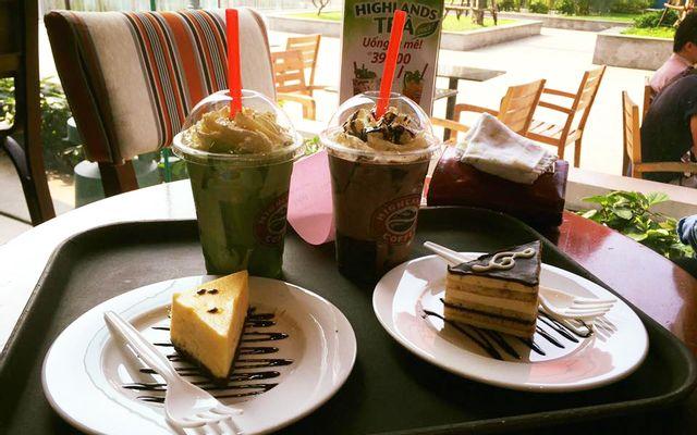 Highlands Coffee - Times City ở Hà Nội