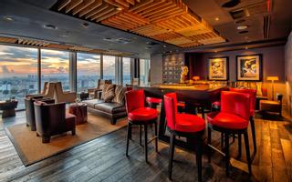 Các quán Bar Pub Lounge kiểu nhẹ nhàng
