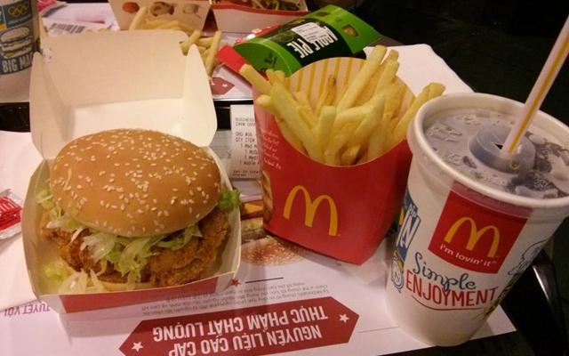 McDonald's - Phú Lâm