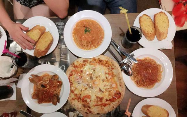 Capricciosa - Pizza & Pasta - Hàm Cá Mập