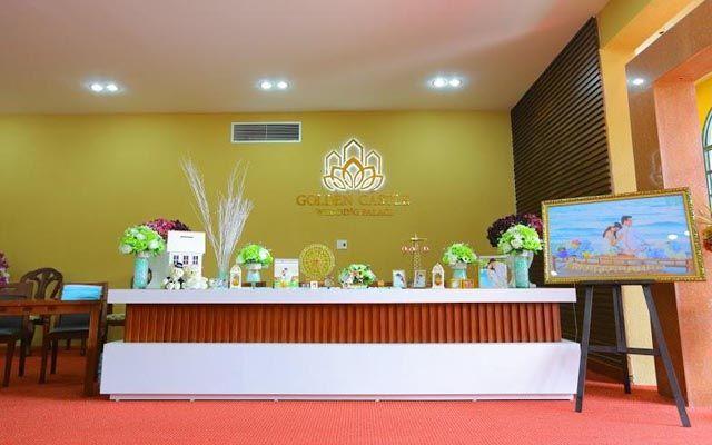 Golden Castle Wedding Palace - Đống Đa ở Đà Nẵng