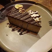 Cheese Cake Socola chuối
