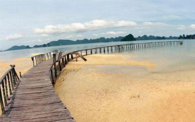 Khu Du Lịch Bãi Dài - Vân Đồn ở Quảng Ninh