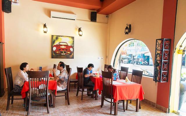 Nhà Hàng Ý Limoncello - Trần Phú ở Đà Nẵng