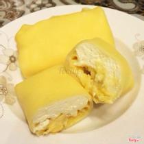 Bánh Cuộn Sầu Riêng Kem Tươi - Shop Online